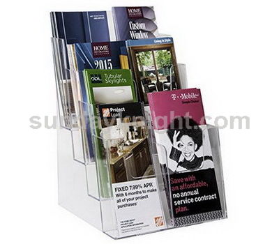 6 pocket brochure holder