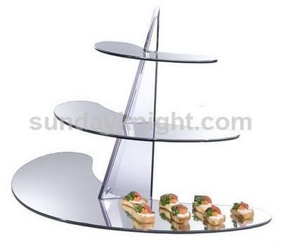 Acrylic pastry display