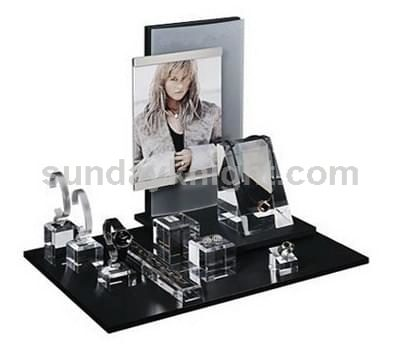 Watch stands display