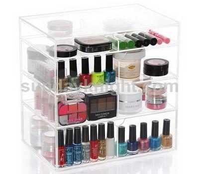 Makeup drawers