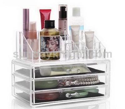 Cheap acrylic makeup organizer