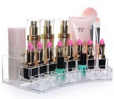 Perspex lipstick display