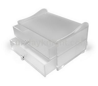 Cosmetic drawer organizer 3