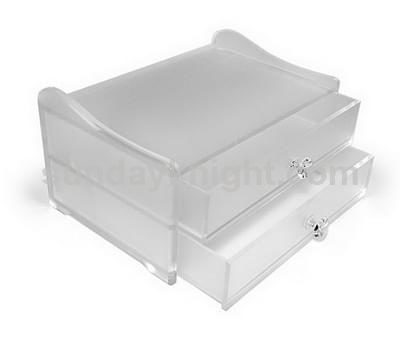 Cosmetic drawer organizer 2