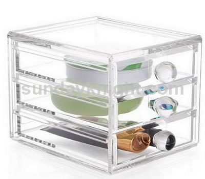 3 drawer makeup organizer