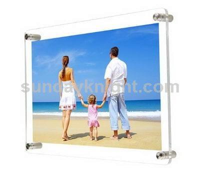 Wall acrylic frames
