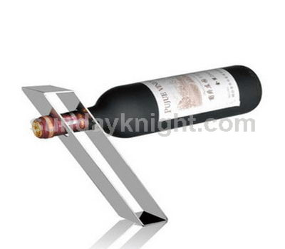 Anti-gravity wine holder
