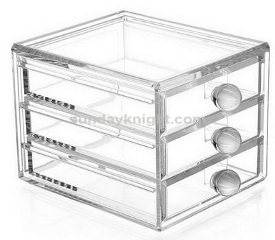 Acrylic drawer box
