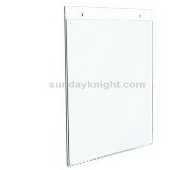 SKAS-035 Acrylic wall mount sign holder