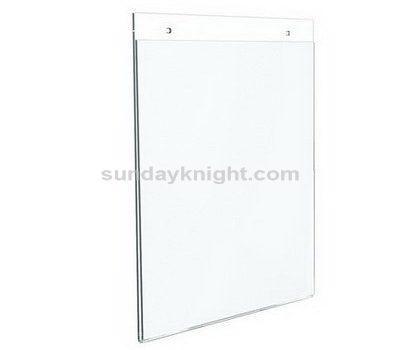 SKAS-035 Acrylic wall mount sign holder