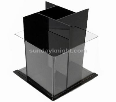 Leaflet display stand
