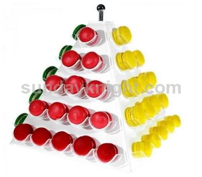 Macaron pyramid stand