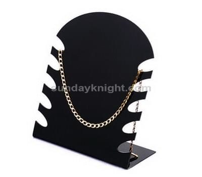Necklace holder stand
