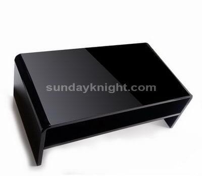 Acrylic monitor stand riser