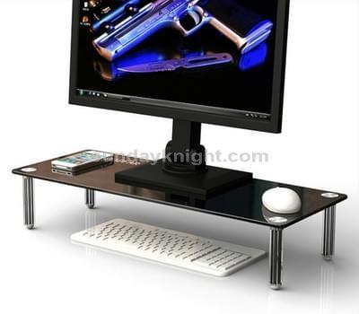 SKMS-009-1 Black monitor riser