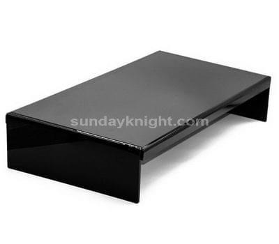 U shape acrylic laptop stand