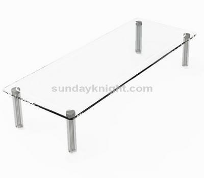Acrylic monitor stand