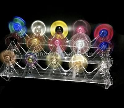 finger spinner display stands