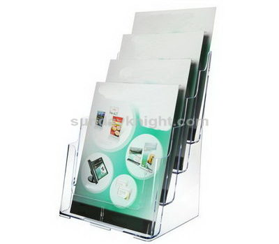 Custom brochure holders