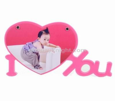 I love you photo frame