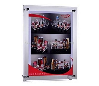 Acrylic poster frame
