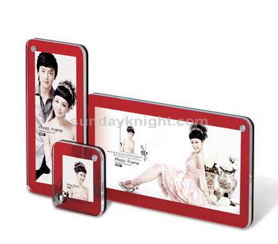 Custom acrylic frames