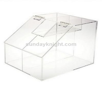 Acrylic candy bins wholesale