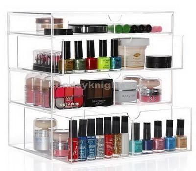 Acrylic organizer drawers