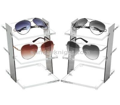 Acrylic sunglass display
