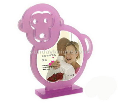 SKPF-056-1 Monkey shaped photo frame