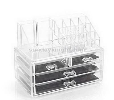 Drawer makeup organizer