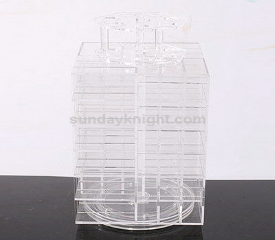 The magic acrylic lipstick display stands 2