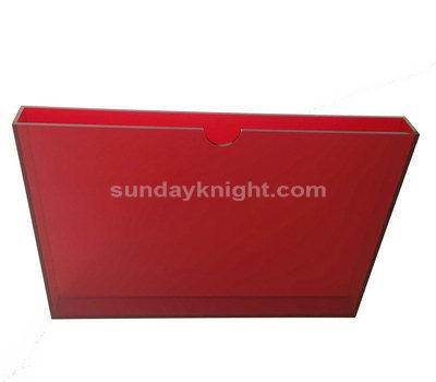 acrylic slip case SKAB-057-2