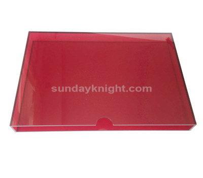 acrylic slip case SKAB-057-3
