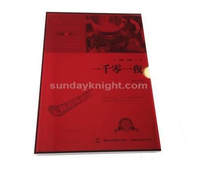 acrylic slip case SKAB-057-4