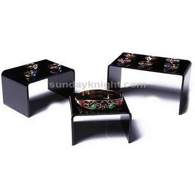 Acrylic jewellery display stands