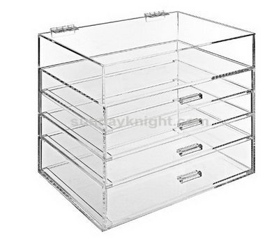 SKMD-058-1 4 drawer plastic storage