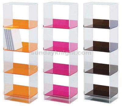 Acrylic display shelf