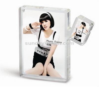 Acrylic block frames