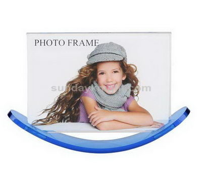 Creative acrylic photo frame