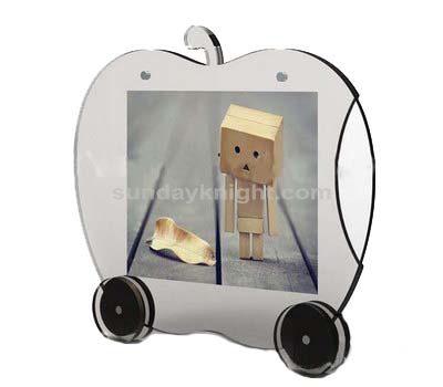 Acrylic apple photo frame