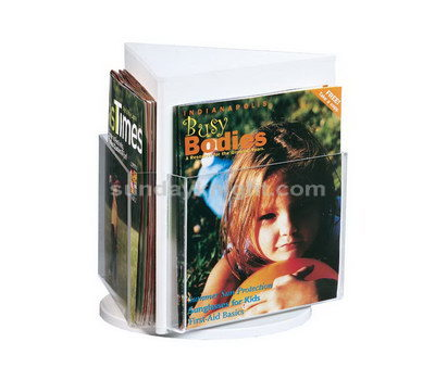 SKBH-064-2 Rotating brochure stand