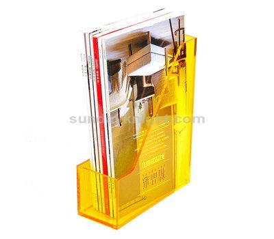 SKBH-065-2 Acrylic file organizer box