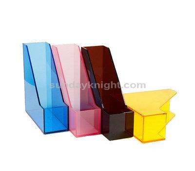 SKBH-065 Acrylic file organizer box