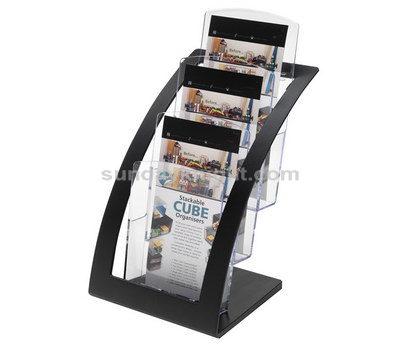 Multiple brochure holder