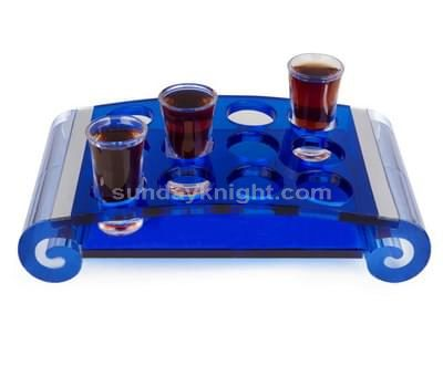 Shot glass tray