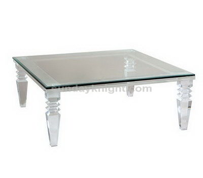 Acrylic living room table
