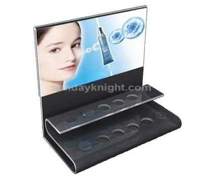 Makeup counter display
