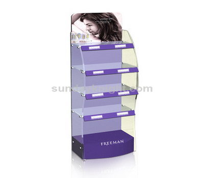 Cosmetic display racks