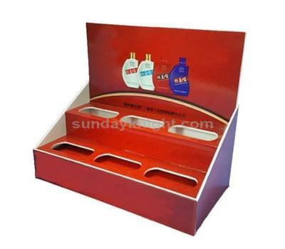 Skincare display